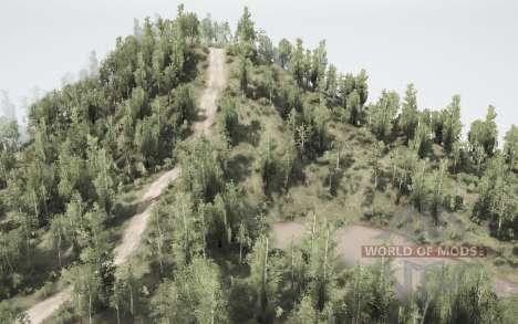 Back Woods - The Flood para Spintires MudRunner