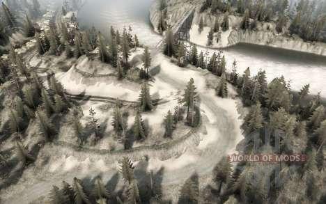 Lugares esquecidos para Spintires MudRunner