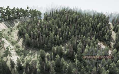 Forest story 2 para Spintires MudRunner
