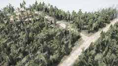 Floresta alterar