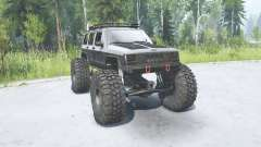 Jeep Cherokee TTC