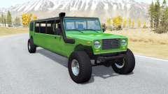 Ibishu Hopper limousine