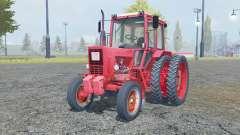 MTZ 80 Bielorrússia elementos animados para Farming Simulator 2013