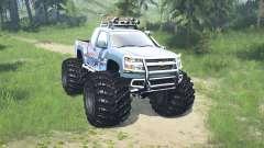Chevrolet Colorado monster truck