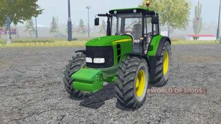 John Deere 6630 2006 para Farming Simulator 2013