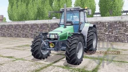 Deutz-Fahr AgroStar 6.38 1990 para Farming Simulator 2017