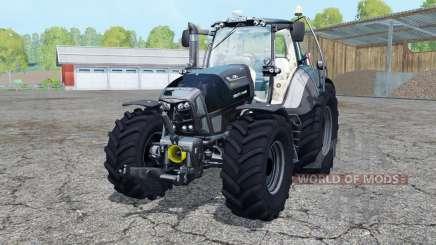 Deutz-Fahr Agrotron 7250 Warrior wheels weights para Farming Simulator 2015