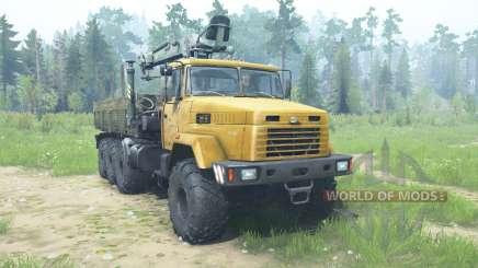 CRA 7140Н6 para MudRunner
