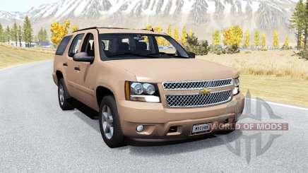 Chevrolet Tahoe (GMT900) para BeamNG Drive