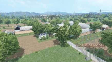 Bolusowo v8.1 para Farming Simulator 2015