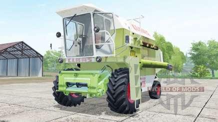 Claas Dominatoᶉ 106 para Farming Simulator 2017