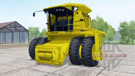 New Holland TR99 dual front wheels para Farming Simulator 2017