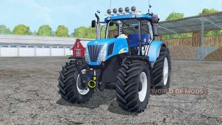 New Holland T7050 2007 para Farming Simulator 2015
