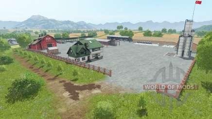 Trakya v8.0 para Farming Simulator 2017