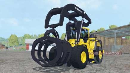 Volvo L180H High-Lift para Farming Simulator 2015