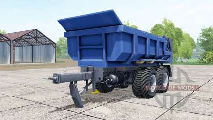 Hilken HI 2250 SMK blue para Farming Simulator 2017