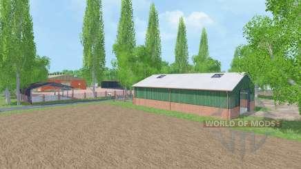Nowoczesna para Farming Simulator 2015