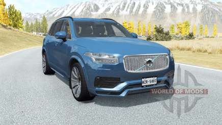 Volvo XC90 T8 R-Design 2016 para BeamNG Drive
