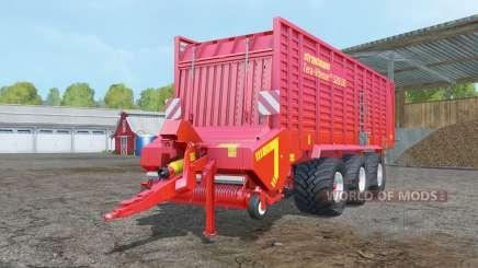 Strautmann Tera-Vitesse CFS 5201 DO multicolor para Farming Simulator 2015