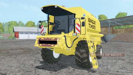 Novo Hollanɗ TX65 para Farming Simulator 2015