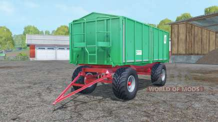 Kroger HKƊ 302 multifrutas para Farming Simulator 2015