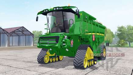 John Deere S680i crawler modules para Farming Simulator 2017