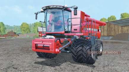 Case IH Axial-Flow 9230 dual front wheels para Farming Simulator 2015