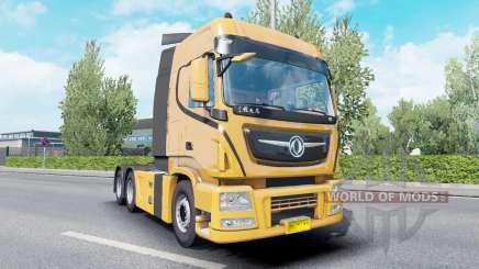 Dongfeng Kingland KX (D760) 2013 para Euro Truck Simulator 2