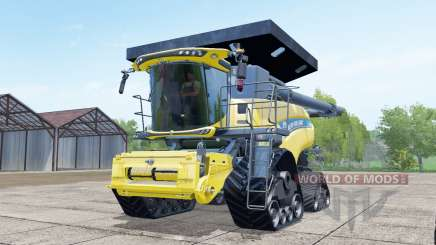 New Holland CR10.90 crawler modules para Farming Simulator 2017