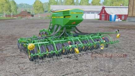 Johɳ Deere 750A para Farming Simulator 2015