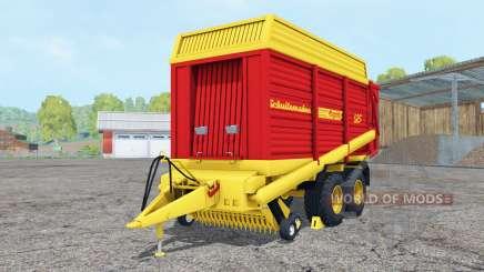 Schuitemaker Ɽapide 125 para Farming Simulator 2015
