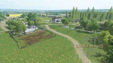 Berezovka v2.1.1 para Farming Simulator 2017