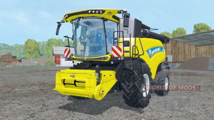 New Holland CR10.90 wheels para Farming Simulator 2015