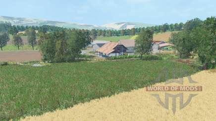 The Old Stream Farm v1.0.1 para Farming Simulator 2015