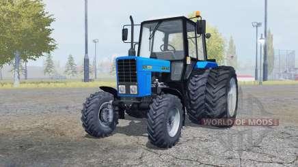 MTZ Bielorrússia 82.1 elementos animados para Farming Simulator 2013