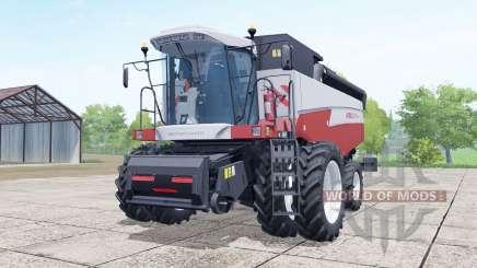 Acros 595 Além de uma grande variedade de configurações para Farming Simulator 2017