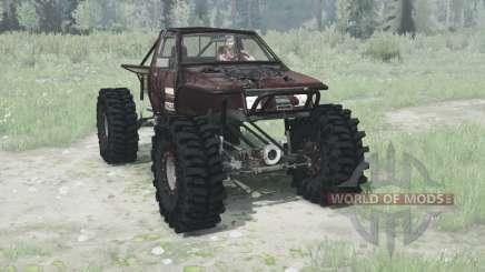 Toyota Hilux TTC para MudRunner