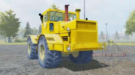 Kirovets K-701 animado portas para Farming Simulator 2013
