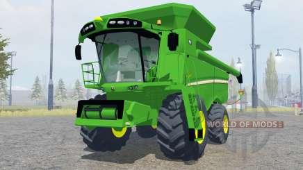 John Deere S680 para Farming Simulator 2013