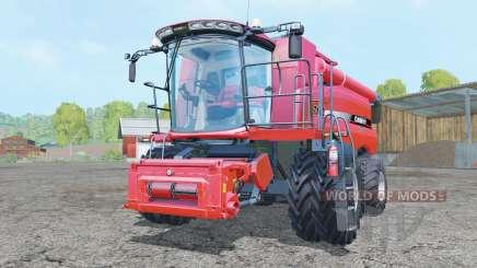 Case IH Axial-Flow 7130 dual front wheels para Farming Simulator 2015