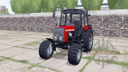 MTZ 820 Bielorrússia para Farming Simulator 2017
