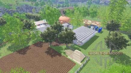 Sunrise Farm para Farming Simulator 2015
