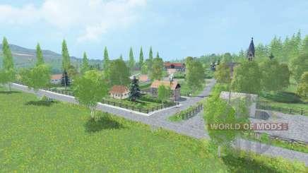 Oberthal Bach v4.0 para Farming Simulator 2015