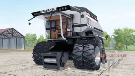 Gleaner N7 dual front wheels para Farming Simulator 2017