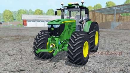 A John Deere 6170Ɱ para Farming Simulator 2015