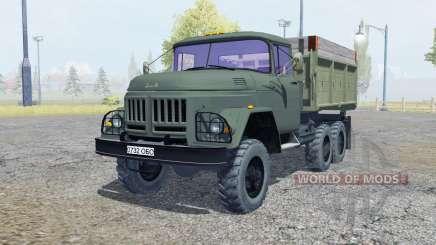 ZIL 131 caminhão para Farming Simulator 2013