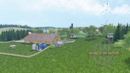 Haselberg para Farming Simulator 2015