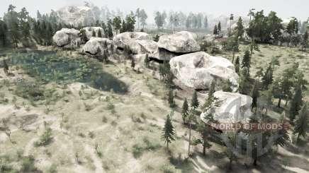 Offroad Logging para MudRunner