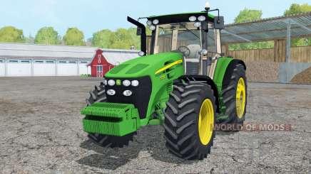 John Deere 7730 wheels weights para Farming Simulator 2015