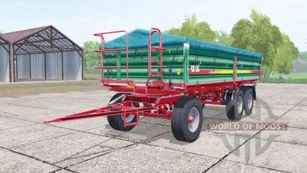 Metaltecħ DB 14 para Farming Simulator 2017